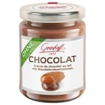 Grashoff - Chocolat mit Mandelkrokantstückchen Brotaufstrich - 235g