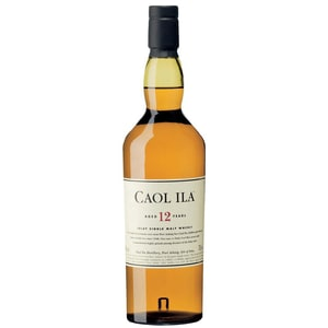 Caol Ila Islay Malt Single Malt Scotch Whisky 12 Jahre 0,7l