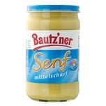 Bautzner - Senf mittelscharf - 250ml