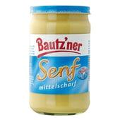 Bautzner Senf mittelscharf 250ml