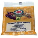 NGR Products - Kurkuma Pulver gemahlen - 100g