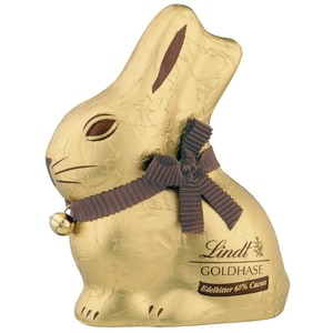 Lindt Goldhase Edelbitter Schokolade 200g