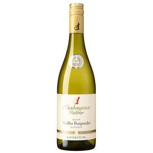 Oberbergener Baßgeige Weißer Burgunder Weißwein trocken 11% 0,75l