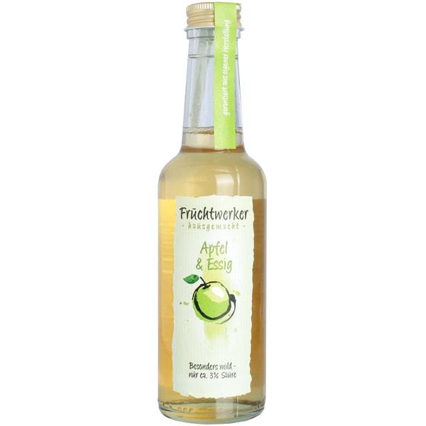Fruchtwerker - Apfel & Essig Essig Öl Dressing - 250ml