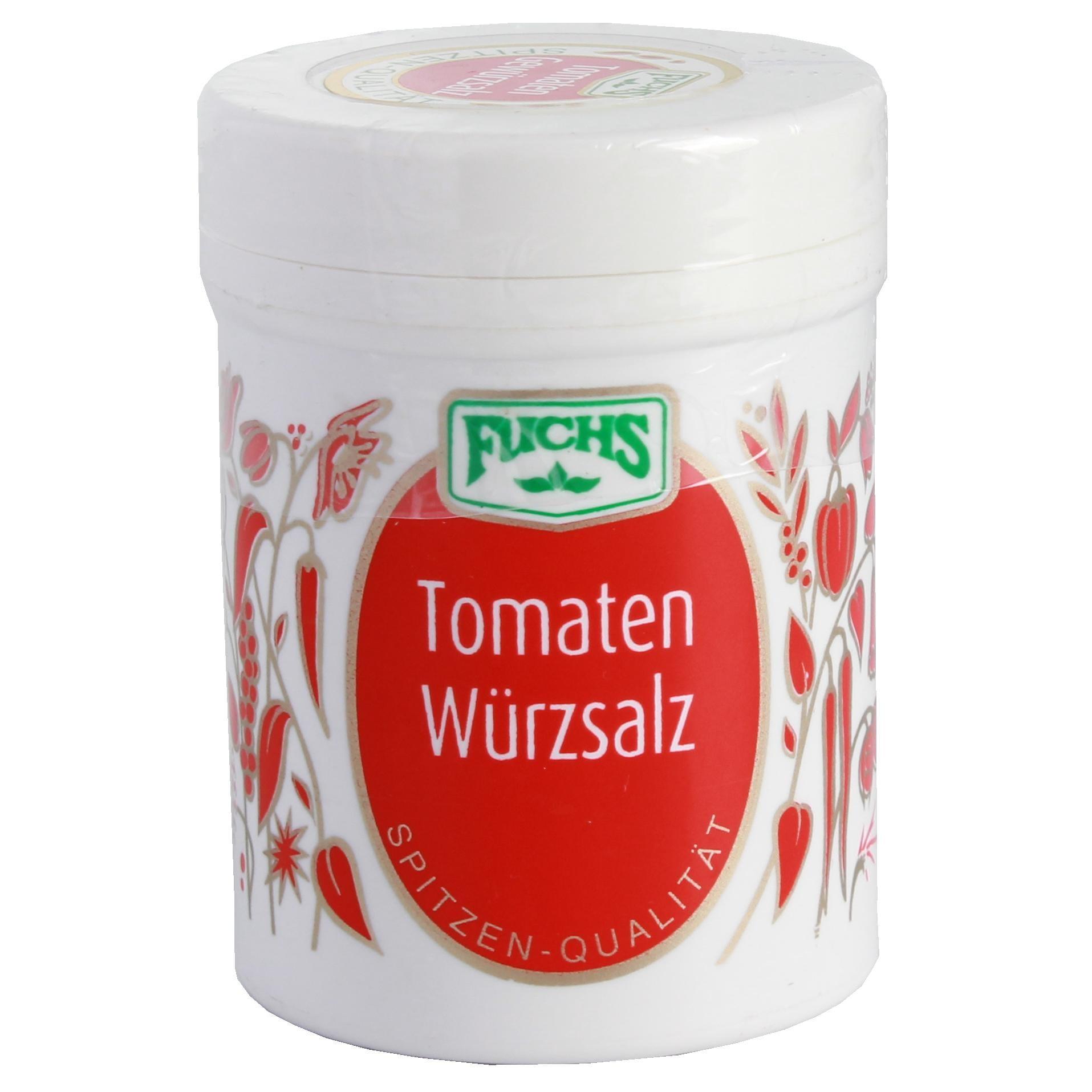Fuchs - Tomaten Würzsalz Gewürzmischung - 150g