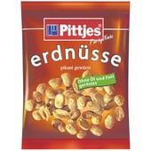 Pittjes Erdnüsse pikant 150g