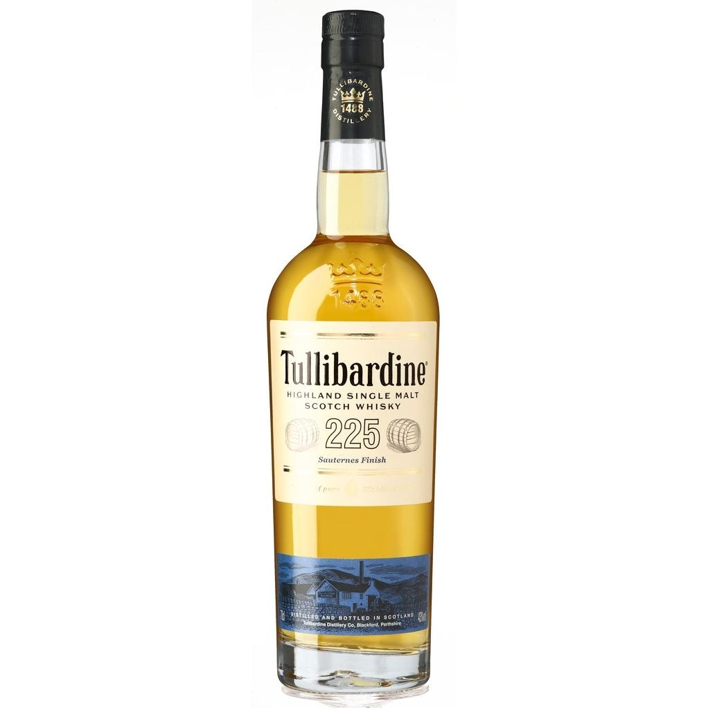 Tullibardine 225 Sauternes Finish Scotch Whisky 0,7l