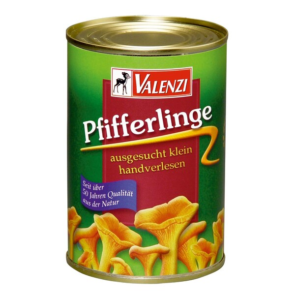 Valenzi Pfifferlinge 225g