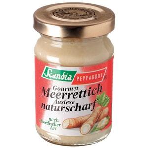 Scandia Pepparrot - Gourmet Meerrettich Auslese naturscharf - 90g