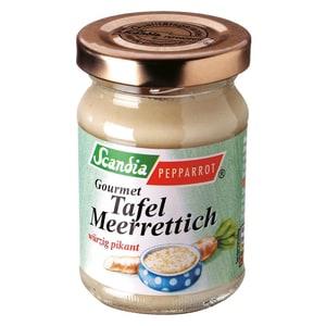 Scandia Pepparrot Gourmet Tafel Meerrettich würzig-pikant 90g
