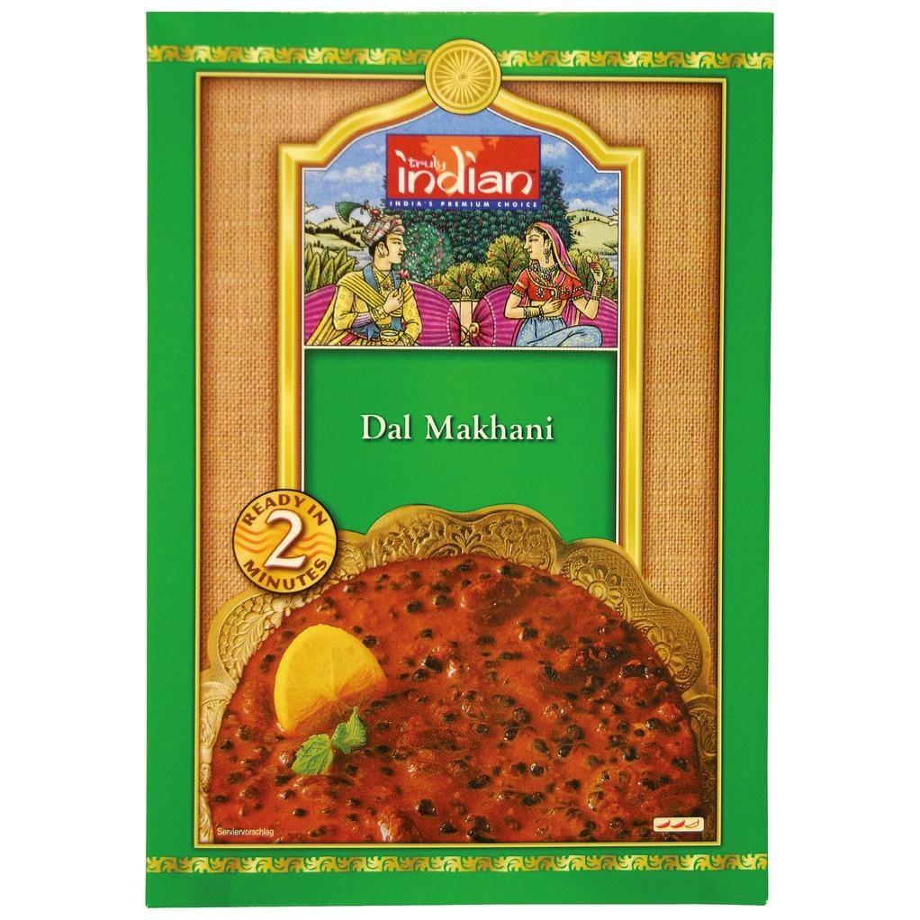 Truly - Indian Dal Makhani - indische Spezialität - 300g