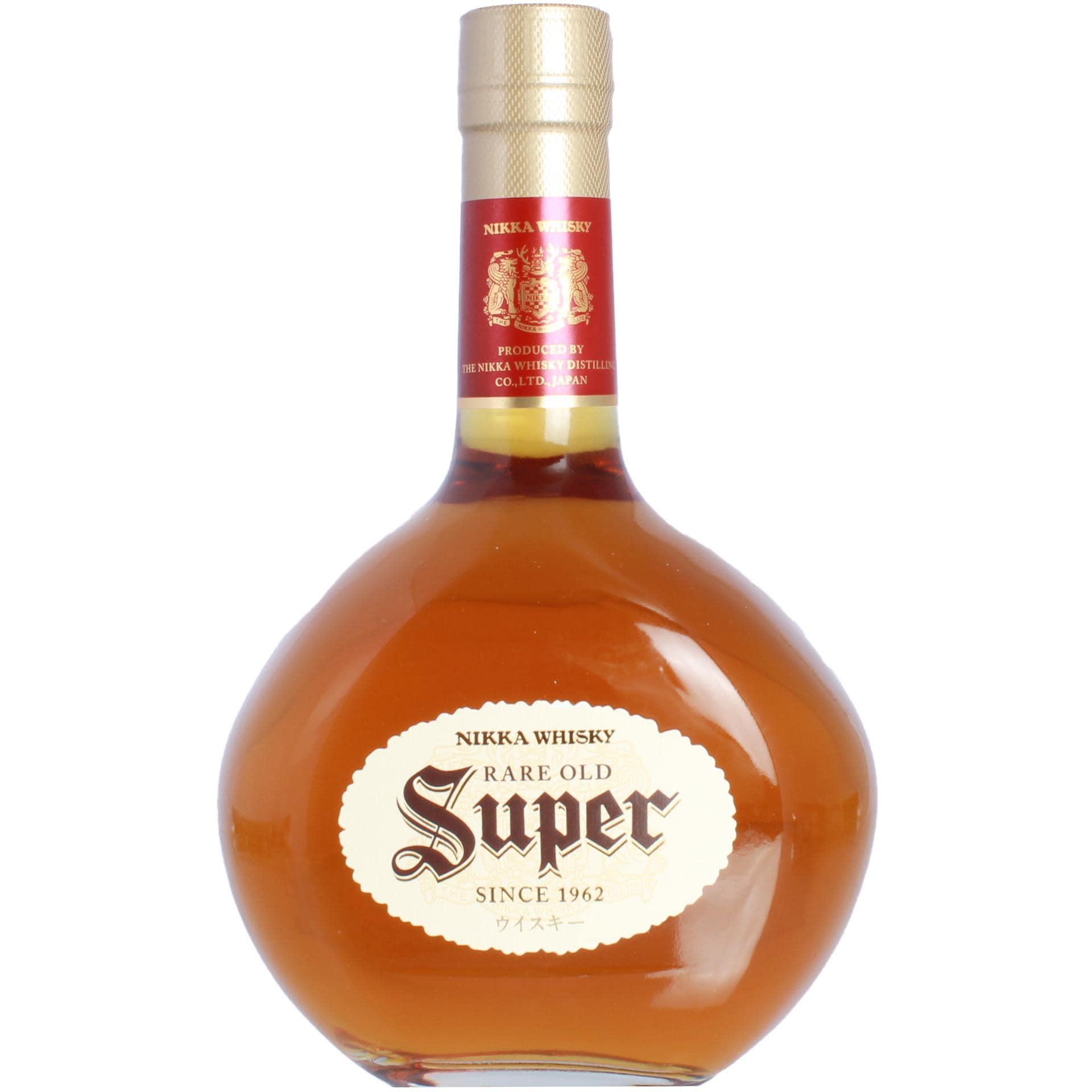Nikka Whisky Rare Old Super Pure Malt 0,7l