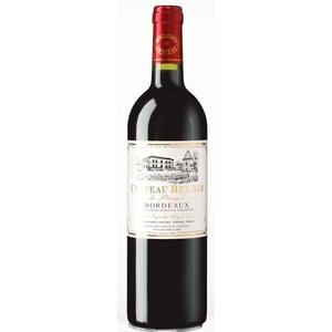 Chateau Bel Air de Périgal Bordeaux Rotwein trocken Cuvée Frankreich 13,5% 0,75l