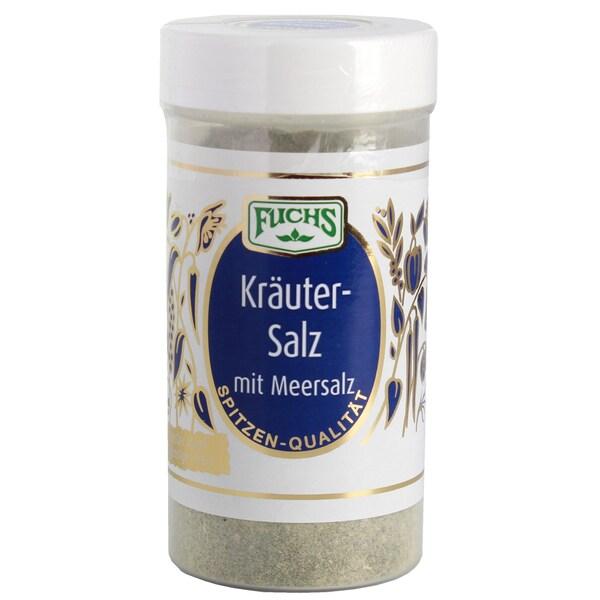 Fuchs - Kräutersalz mit Meersalz Würzmischung - 150g