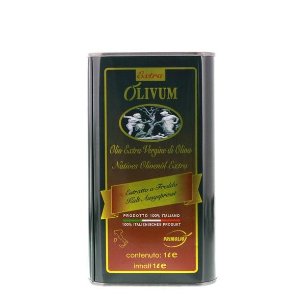 Primoljo Olivum - Natives Olivenöl Extra - 1l