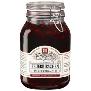 Collier Lüneburger Feuerkirschen Früchte in Alkohol 15% vol 2kg