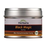 Herbaria Black Magic Curry Gewürzmischung Bio 30g
