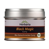 Herbaria Black Magic Curry Gewürzmischung Bio 30g