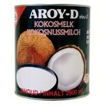 Aroy-D - Kokosnussmilch Gastronomiebedarf - 2,9l