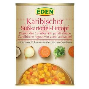 Eden Bio Karibischer Süßkartoffel Eintopf 560g