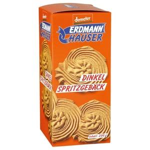 Erdmann Hauser Bio Dinkel Spritzgebäck 200g