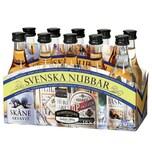 Svenska Nubbar Spirituosensortiment 10x0,05l