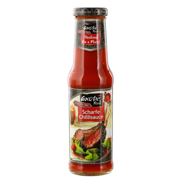 Exotic Food Scharfe Chillisauce 250ml