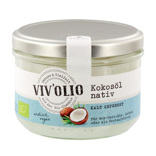 Vivolio Bio Kokosöl Nativ 200ml