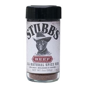 Stubb's - Spice Rub Beef Gewürzmischung - 56g