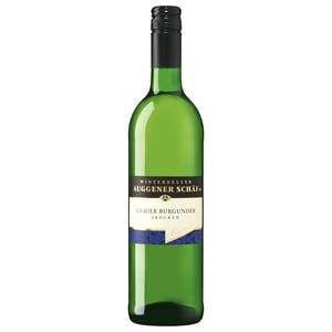 Auggener Schäf Grauer Burgunder QbA Weißwein trocken 13% 0,75l