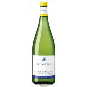 WG Achkarren Weißer Burgunder QbA Weißwein trocken Baden Kaiserstuhl 13,5% 1,0l
