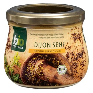 Bio Zentrale Bio Dijon Senf 250ml