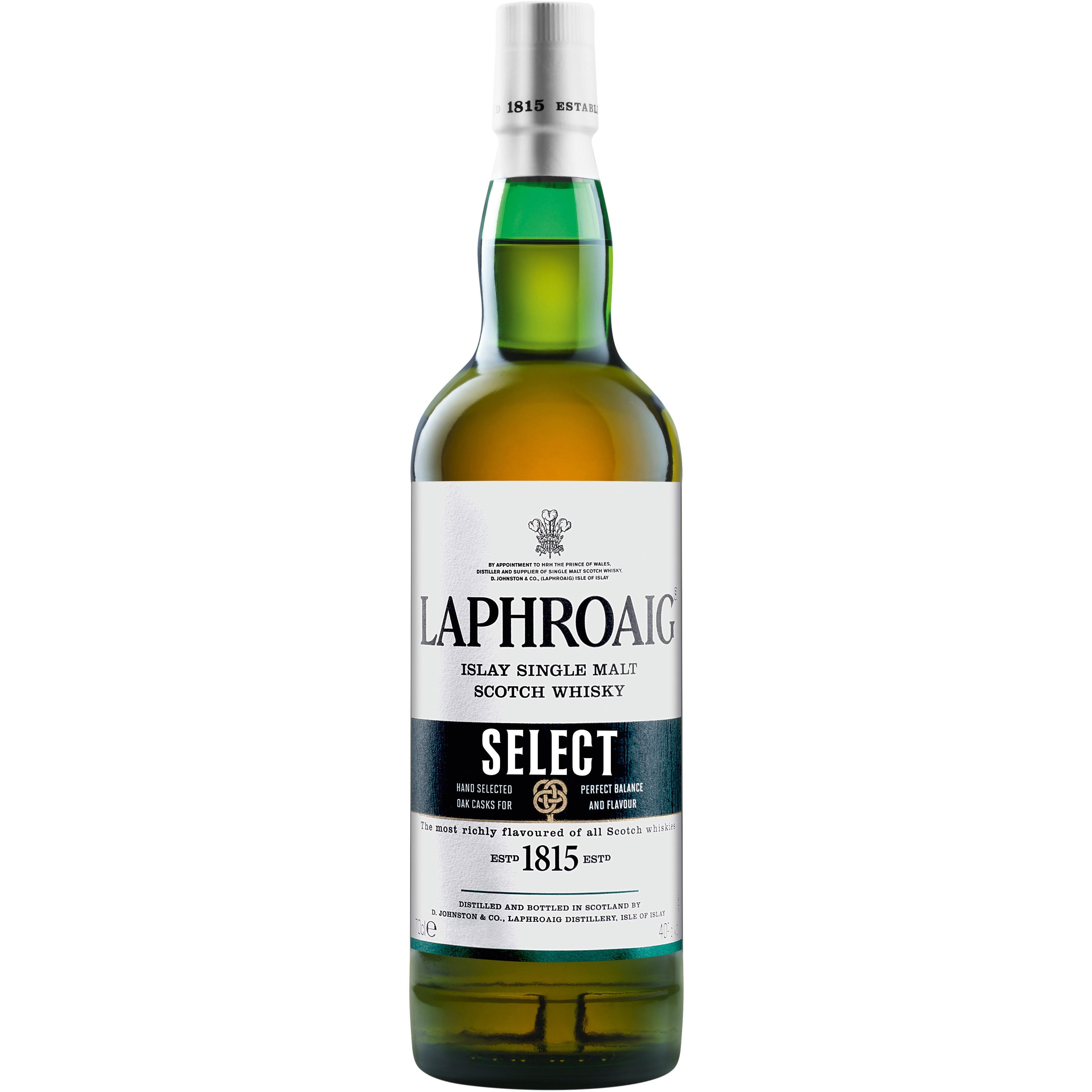 Laphroaig Select Islay Single Malt Scotch Whisky 0,7l