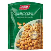 Lorenz Snack-World Nusscocktail geröstet gesalzen 100g