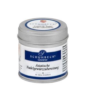 Schuhbecks - Asiatische Nudelgewürzzubereitung - 50g