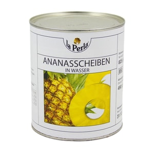 La Perla Ananas Scheiben 490g