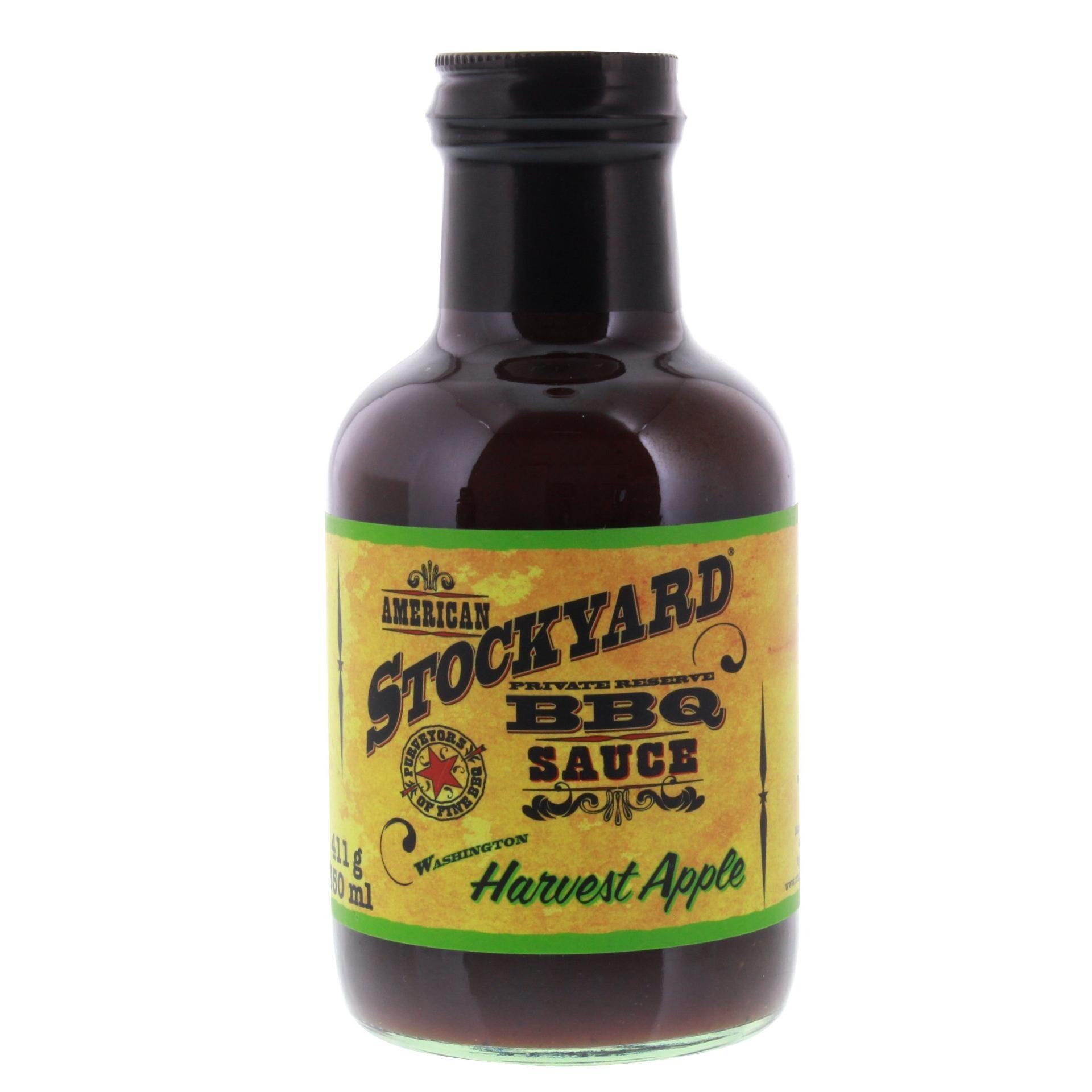 Stockyard - Washington Harvest Apple BBQ Sauce - 350ml