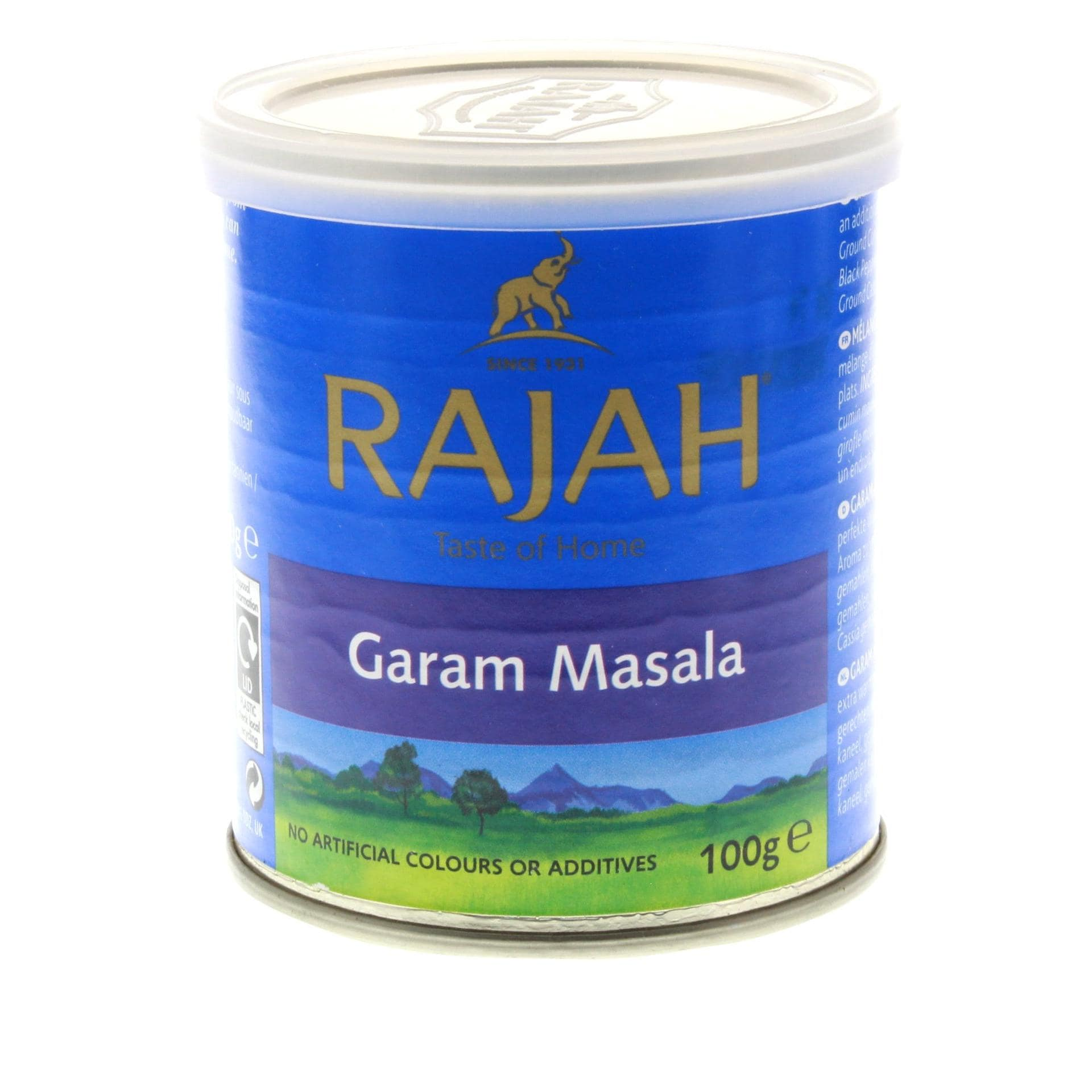 Rajah - Garam Masala Gewürzmischung - 100g