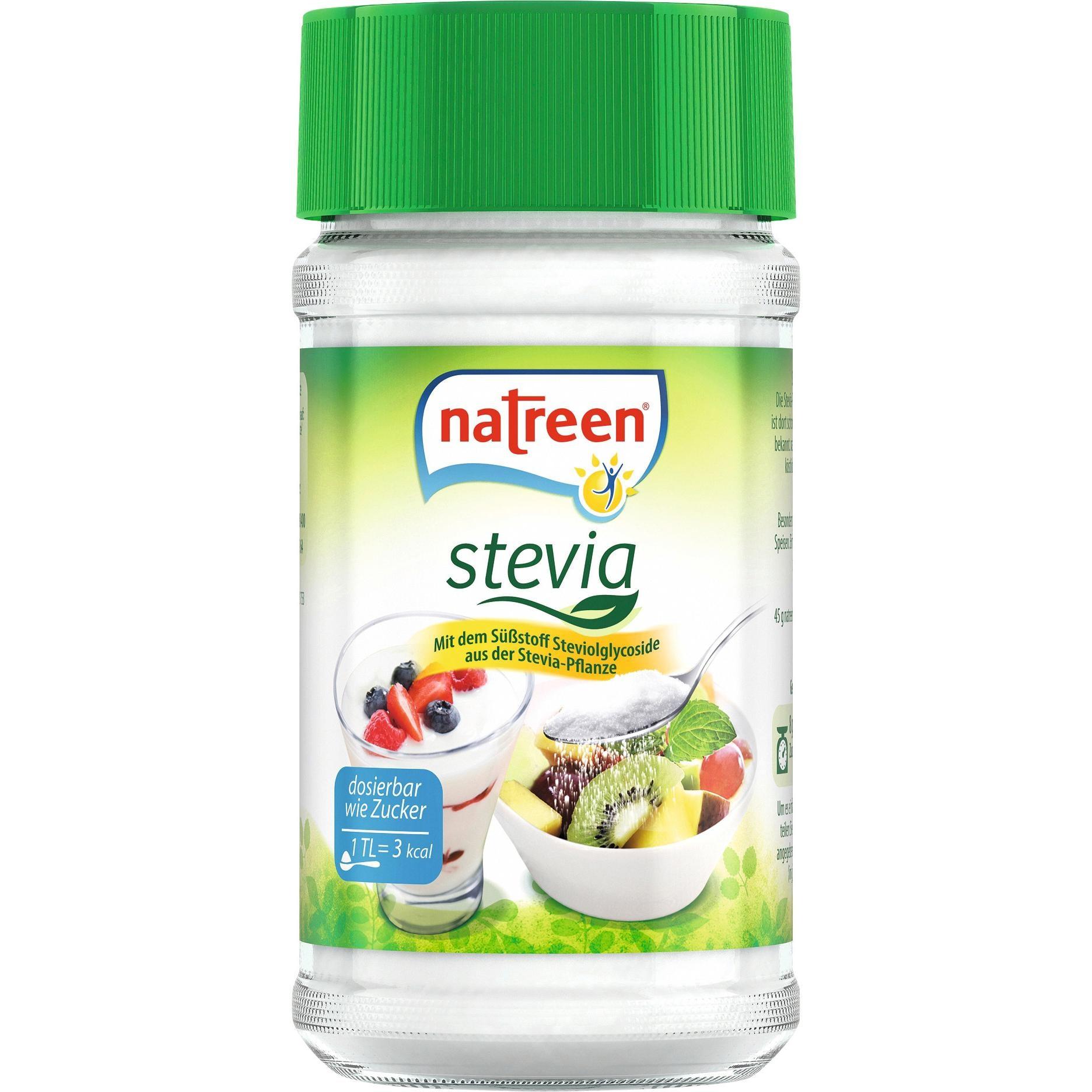 Natreen - Stevia Streusüße - 45g