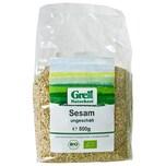 Grell Bio Sesam ungeschält 500g
