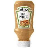 Heinz Drei Pfeffer Sauce 220ml