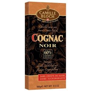 Camille Bloch Cognac Noir Schokolade 100g