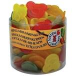 Suntjens Fruchtgummi Bärenköpfe 100St/1kg