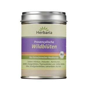 Herbaria Bio Wildblüten Gewürzmischung 25g