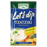 Fuchs - Let's dip Tzatziki Würzmischung - 12,5g