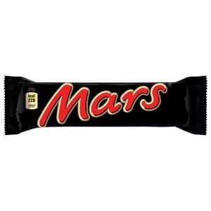 Mars Schokoriegel mit Candy-Creme und Karamell 51g
