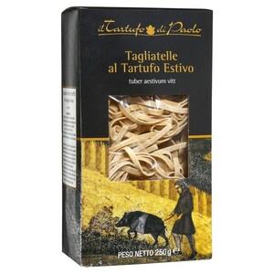 Il Tartufo di Paolo - Tagliatelle mit Sommertrüffel Pasta Italien - 250g