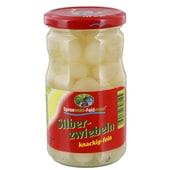 Spreewald-Feldmann Silberzwiebeln im Glas 190g