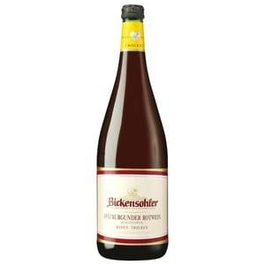 Bickensohler Spätburgunder QbA Rotwein trocken Baden 12,5% 1,0l
