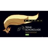 Zotter Bio Trinkschokolade Nuss-Nougat fest 110g